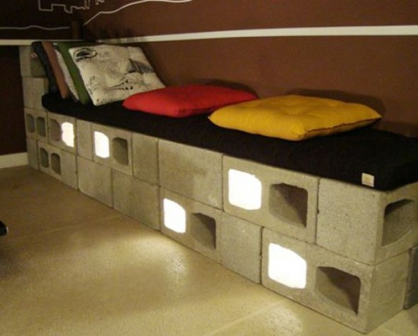Ideias artesanais com blocos de construção 001
