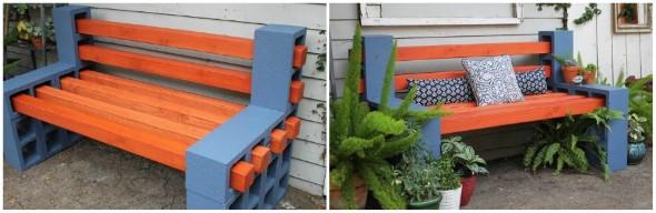 Ideias artesanais com blocos de construção 002