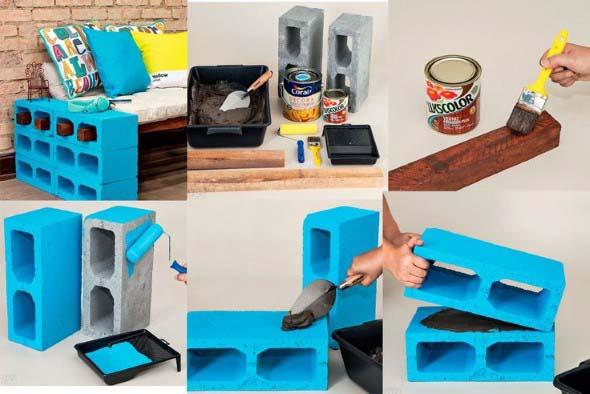 Ideias artesanais com blocos de construção 004