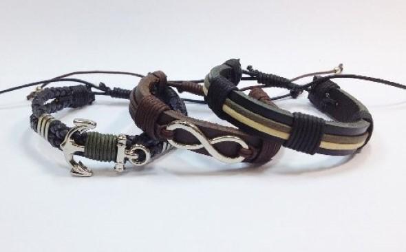 Aprenda a fazer pulseiras navy 003