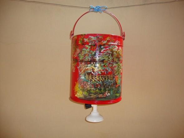 Dicas de artesanato com baldes 004