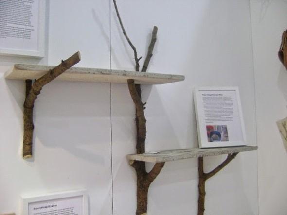 Ideias de artesanato com galhos secos 001