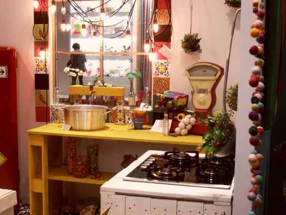 15 Ideias de artesanato com paletes na cozinha 006