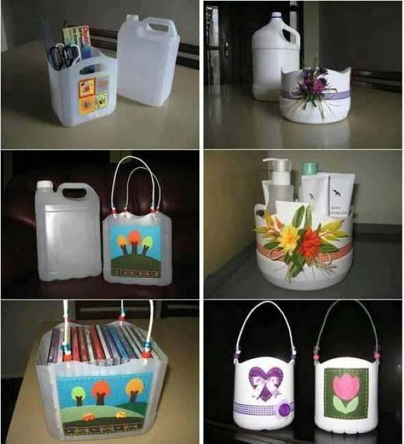 Artesanato com reciclados 005