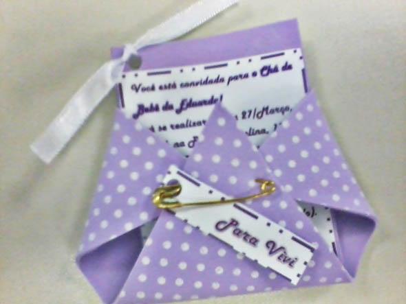 Convites em EVA – Saiba como fazer 010