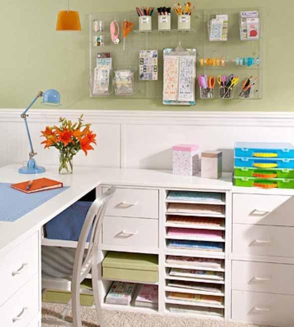 Dicas de artesanato para Home Office 002
