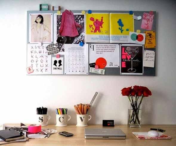 Dicas de artesanato para Home Office 012