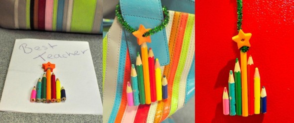 Ideias de artesanato com lápis de cor 003