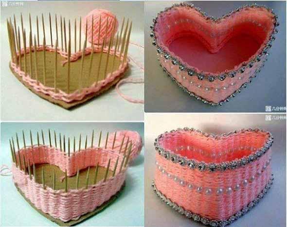 Dicas criativas de artesanato com lã 001