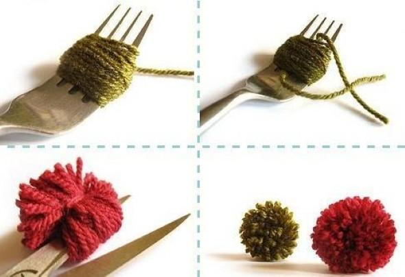 Dicas criativas de artesanato com lã 004