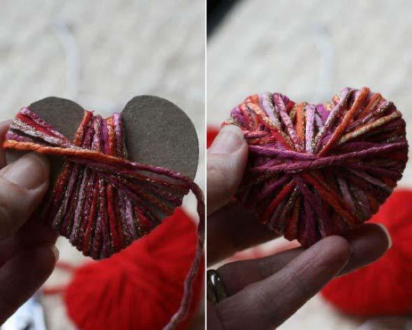 Dicas criativas de artesanato com lã 009