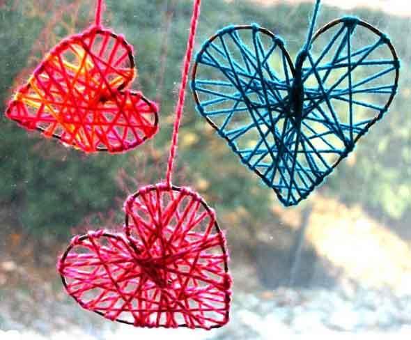 Dicas criativas de artesanato com lã 011