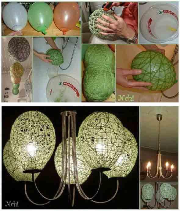 Dicas criativas de artesanato com lã 012