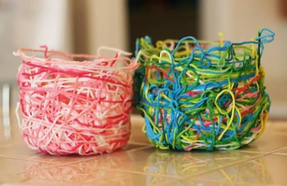 Dicas criativas de artesanato com lã 015