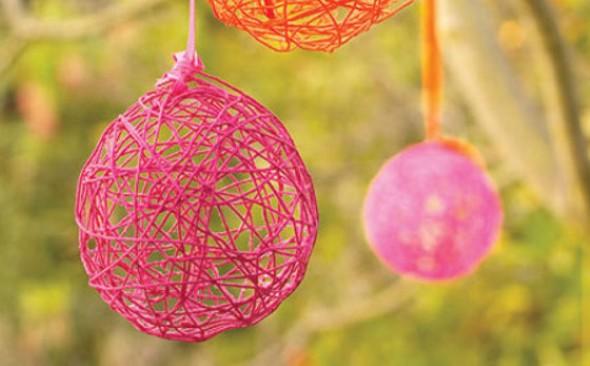 Dicas criativas de artesanato com lã 016