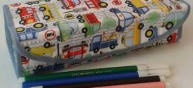 Estojo escolar artesanal – Veja como fazer