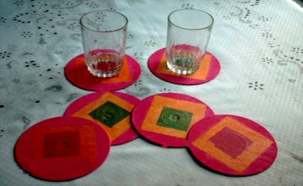 Ideias de artesanato com CDs e DVDs velhos 006