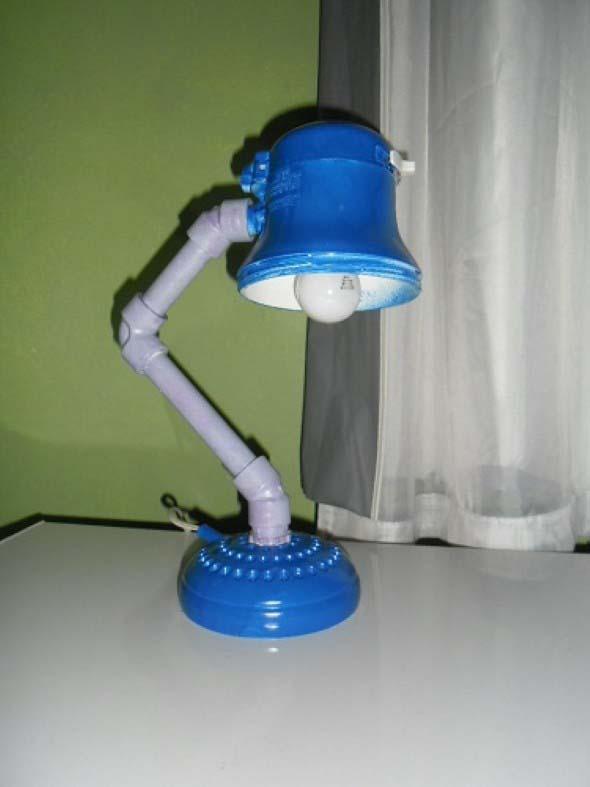 Luminária de PVC 005