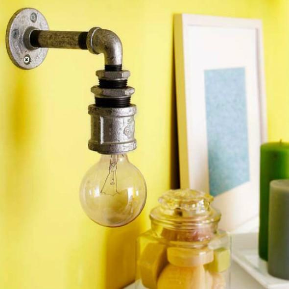 Super DIY: Luminária de PVC – Veja como fazer JN41