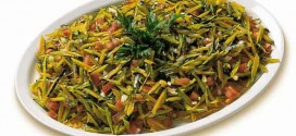 Receita de salada de casca de abóbora