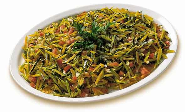 Salada de casca de abóbora 001