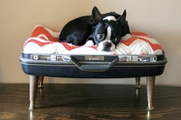 Aprenda a fazer uma cama artesanal para seu cachorrinho 008