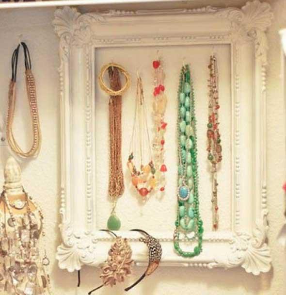 Caixa de joias artesanal 007