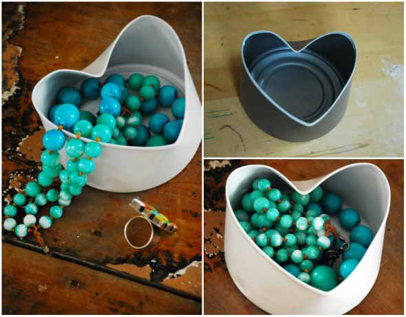 Caixa de joias artesanal 012