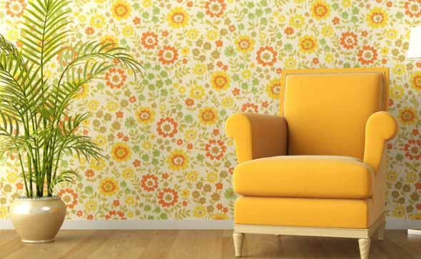 Como forrar paredes com tecido 001