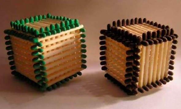Criatividade no artesanato com palitos 001