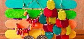 Criatividade no artesanato com palitos – Confira as dicas