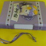 DIY – Agenda personalizada para o Dia das Mães