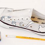 DIY – Como customizar tênis facilmente