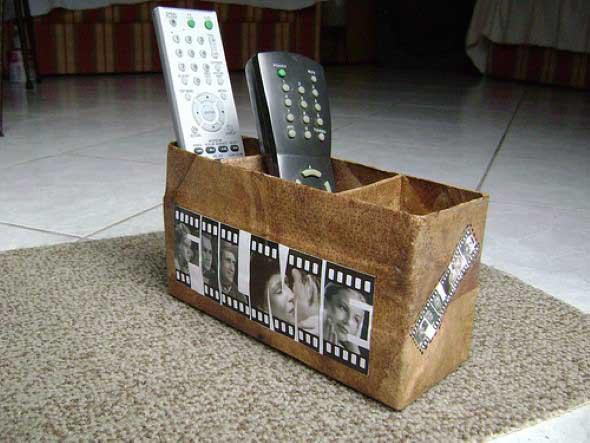 Faça arte com caixas de leite 007