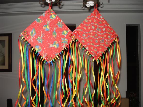 Aprenda a montar a decoração de Festa Junina 018