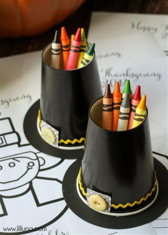 DIY – Como fazer arte com copos descartáveis 007