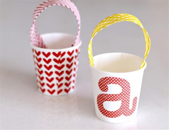 DIY – Como fazer arte com copos descartáveis 014