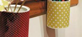 Como fazer artesanato com latinhas em casa