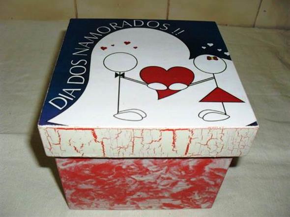 Idéias de artesanato para o Dia dos Namorados 007