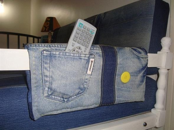 Porta controle remoto artesanal 001