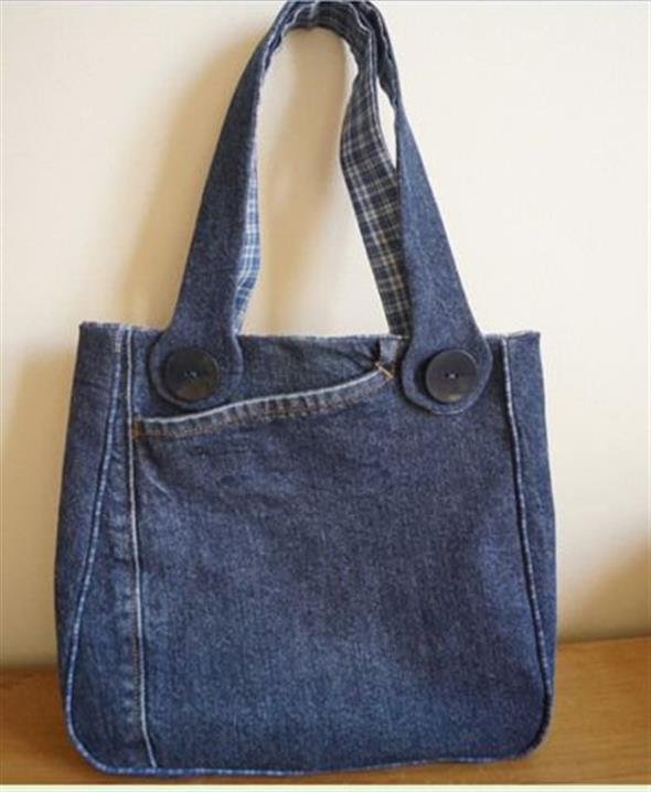 Bolsinha de tecido artesanal 015