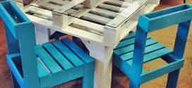 Como fazer uma mesa de paletes para usar no dia a dia