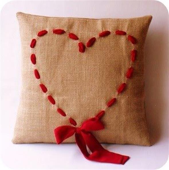 Modelos de corações artesanais 007