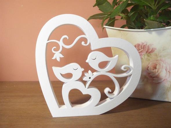 Modelos de corações artesanais 008