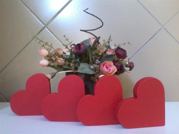 Modelos de corações artesanais 013