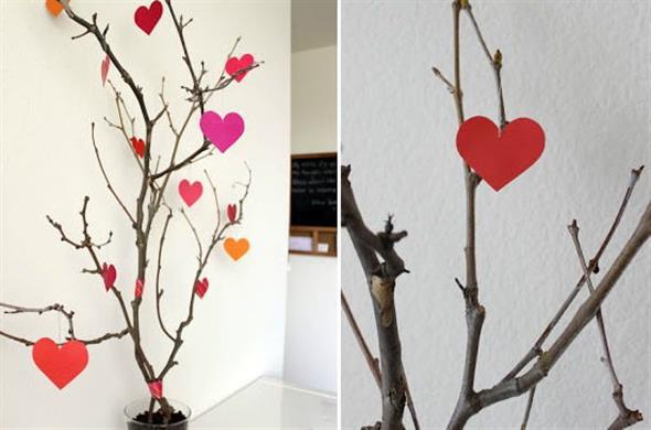 Modelos de corações artesanais 016
