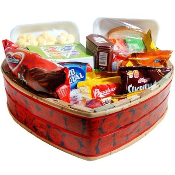 linda cesta de café da manhã 014