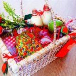Faça em casa uma linda cesta de café da manhã
