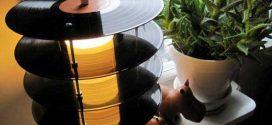 Como fazer arte com discos de vinil – Ideias inspiradoras