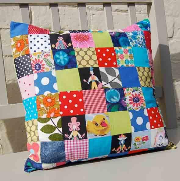 Dicas e modelos de artesanato com patchwork 003